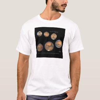Mars Opposition 1995-2005 Sqr T-Shirt