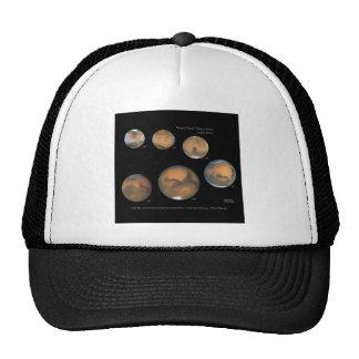 Mars Opposition 1995-2005 Sqr Trucker Hat