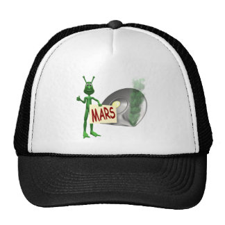 Mars or Bust! Hat