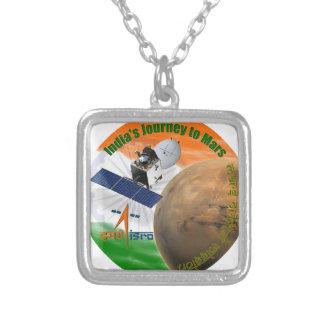 Mars Orbiter Mission: ISRO Personalized Necklace