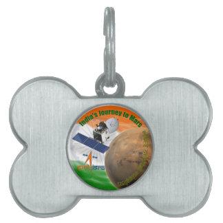 Mars Orbiter Mission: ISRO Pet Tag
