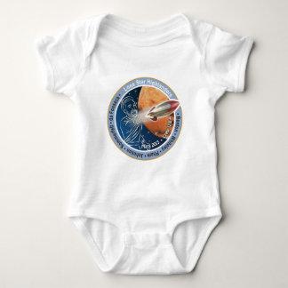 Mars Patch Crew 128A Baby Bodysuit