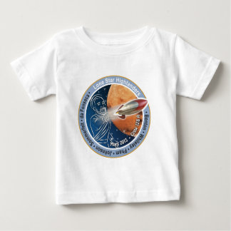 Mars Patch Crew 128A Baby T-Shirt