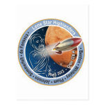 Mars Patch Crew 128A Post Cards