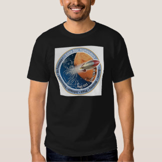 Mars Patch Crew 128A T-shirts