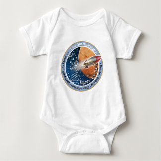 Mars Patch Crew 128A Tee Shirt