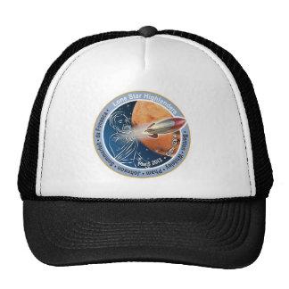 Mars Patch Crew 128A Trucker Hat