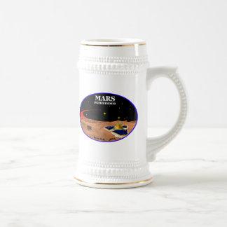 MARS PATHFINDER BEER STEIN