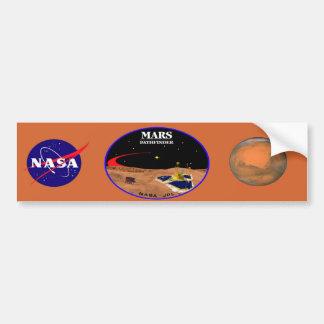 MARS PATHFINDER BUMPER STICKERS