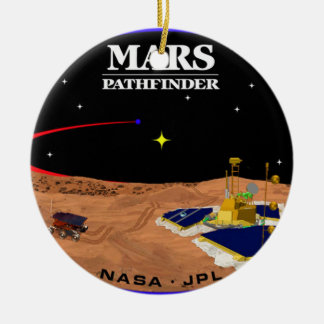 MARS PATHFINDER CERAMIC ORNAMENT