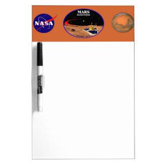 MARS PATHFINDER Dry-Erase BOARD