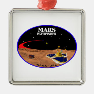 MARS PATHFINDER METAL ORNAMENT