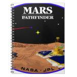 MARS PATHFINDER NOTE BOOKS