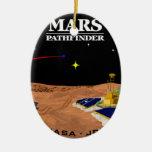 MARS PATHFINDER ORNAMENTS