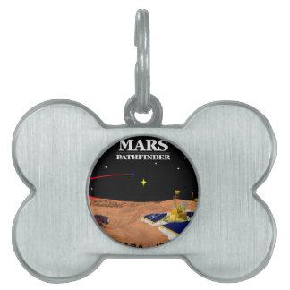 MARS PATHFINDER PET ID TAG