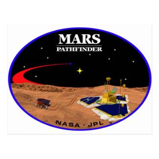 MARS PATHFINDER POSTCARD