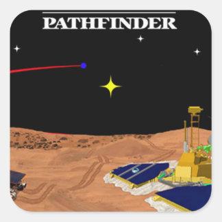 MARS PATHFINDER STICKER