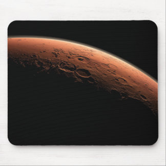 MARS PLANET IN THE UNIVERSE, MARS MOUSEPAD