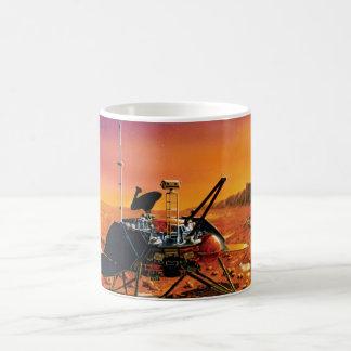 Mars Polar Lander Coffee Mug