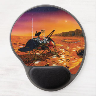 Mars Polar Lander Gel Mousepads