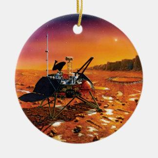 Mars Polar Lander Christmas Ornaments