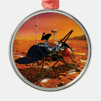 Mars Polar Lander Christmas Tree Ornament