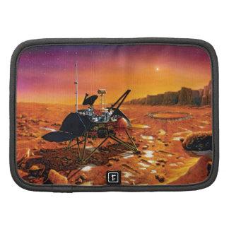 Mars Polar Lander Folio Planners