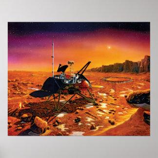 Mars Polar Lander Posters