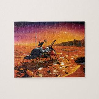 Mars Polar Lander Puzzles