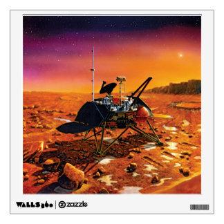 Mars Polar Lander Room Graphics