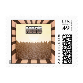 Mars Stamps