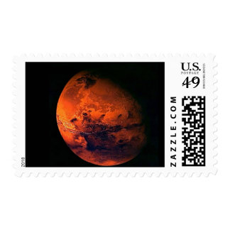 Mars Postage Stamps