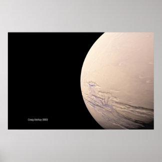 Mars Poster