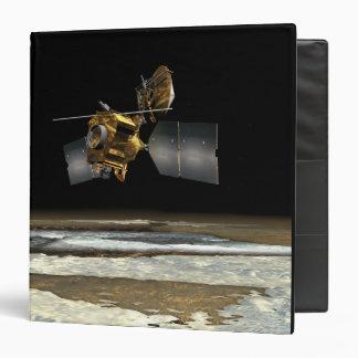 """Mars Reconnaissance Orbiter 2 Carpeta 1 1/2"""""""