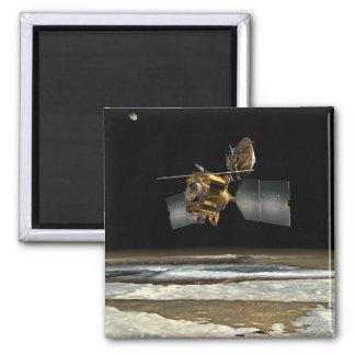 Mars Reconnaissance Orbiter 2 Imán Cuadrado