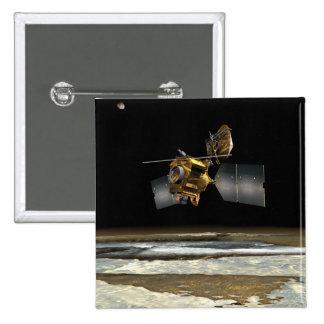 Mars Reconnaissance Orbiter 2 Pin Cuadrado