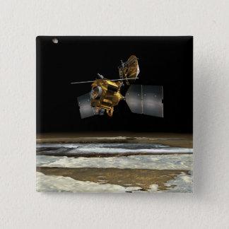 Mars Reconnaissance Orbiter 2 Pinback Button