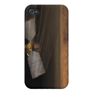 Mars Reconnaissance Orbiter 3 iPhone 4/4S Cover