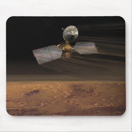 Mars Reconnaissance Orbiter 3 Mousepads