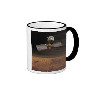 Mars Reconnaissance Orbiter 3 Coffee Mug