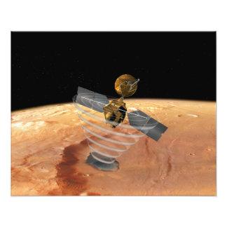 Mars Reconnaissance Orbiter 3 Photo Print