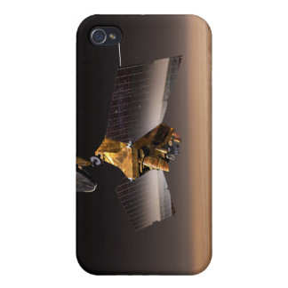 Mars Reconnaissance Orbiter 4 iPhone 4 Cases