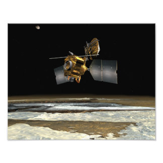 Mars Reconnaissance Orbiter 4 Photo Print