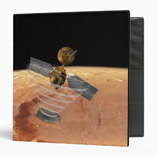 """Mars Reconnaissance Orbiter Carpeta 1 1/2"""""""