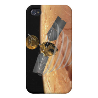 Mars Reconnaissance Orbiter Cover For iPhone 4