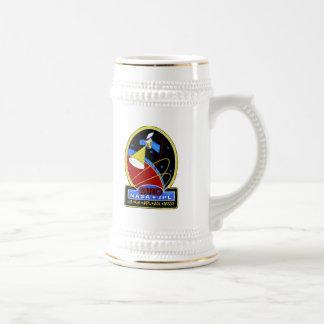 Mars Reconnaissance Orbiter (MRO) Beer Stein