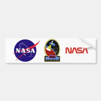 Mars Reconnaissance Orbiter (MRO) Bumper Sticker