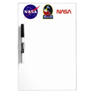 Mars Reconnaissance Orbiter (MRO) Dry-Erase Board