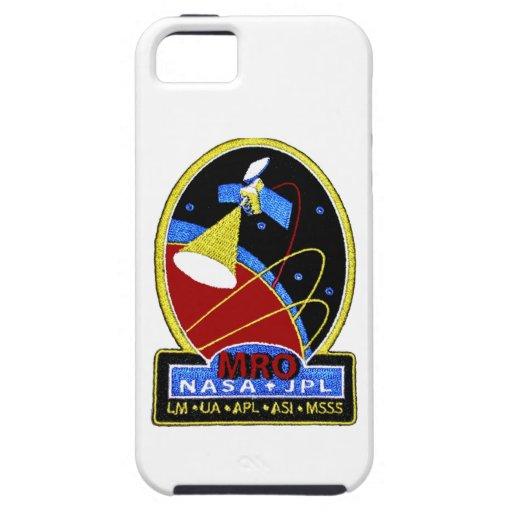 Mars Reconnaissance Orbiter (MRO) iPhone 5 Case-Mate Protectores