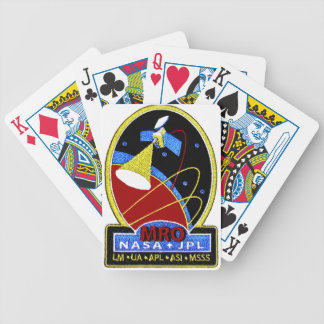 Mars Reconnaissance Orbiter MRO Bicycle Playing Cards